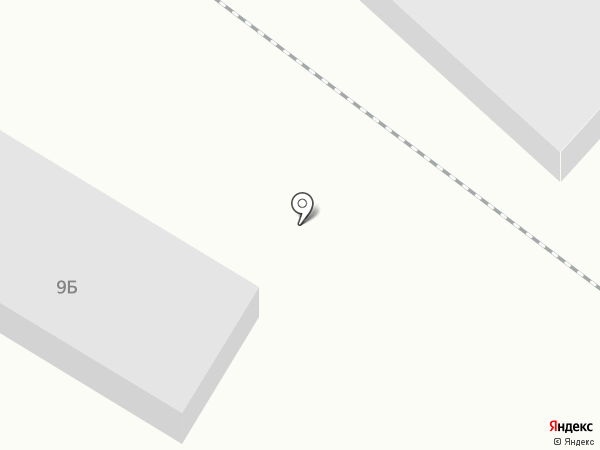 Центр газового обслуживания на карте Волгограда