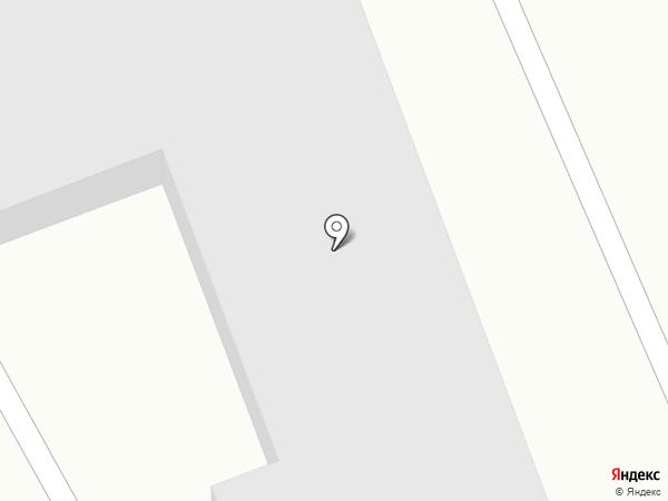 ТракДеталь на карте Волгограда