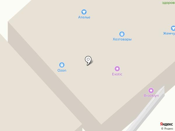 Курган на карте Волгограда