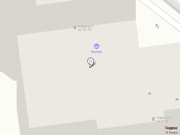 Радио Ведо на карте Волгограда