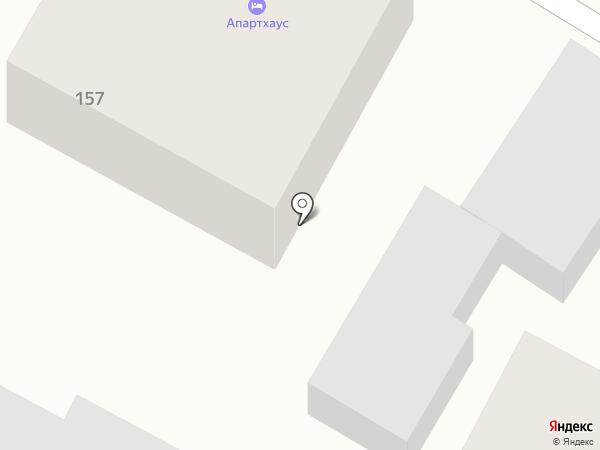 Элит на карте Волгограда
