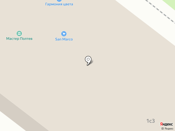 Новострой на карте Волгограда