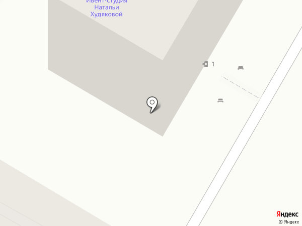 Фитобочка на карте Волгограда