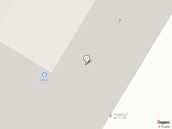 Для Вас на карте Волгограда