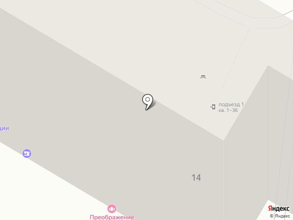 Союз-Тест на карте Волгограда