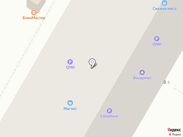 Парфюмерный магазин на карте Волгограда
