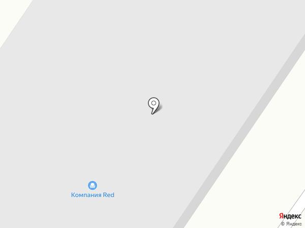 ТрансИнвест на карте Волгограда