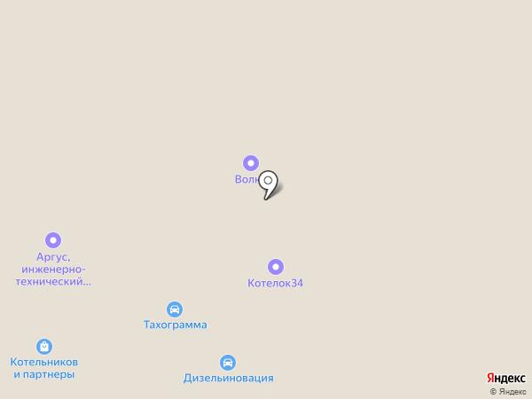 1000 запчастей на карте Волгограда