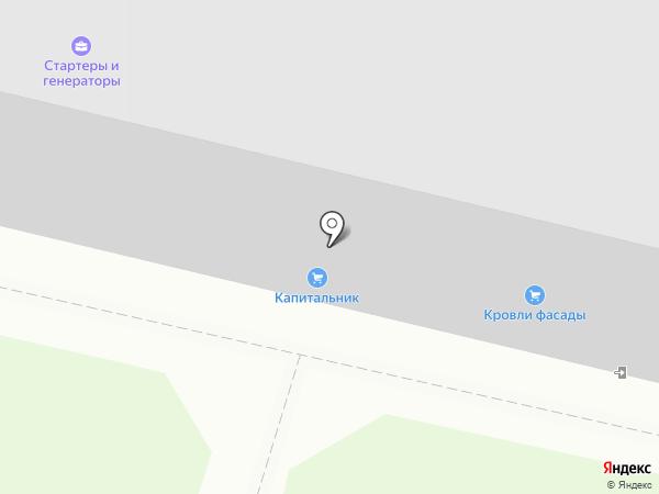Метпроф на карте Волгограда