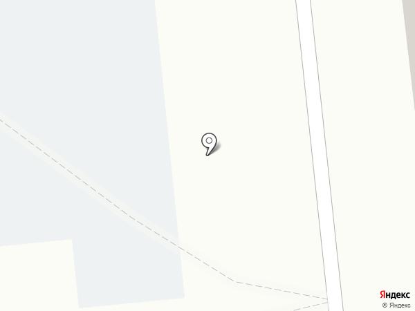 Родничок на карте Городища
