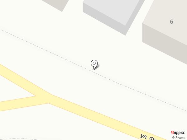 Шиномонтажная мастерская на карте Городища