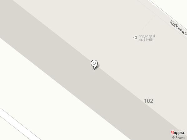 Промтех на карте Волгограда