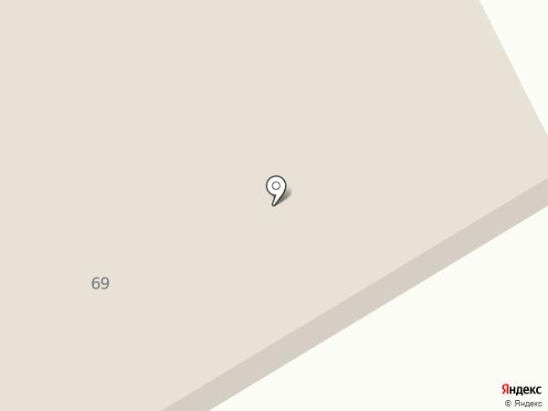 Альянс-Авто на карте Волгограда
