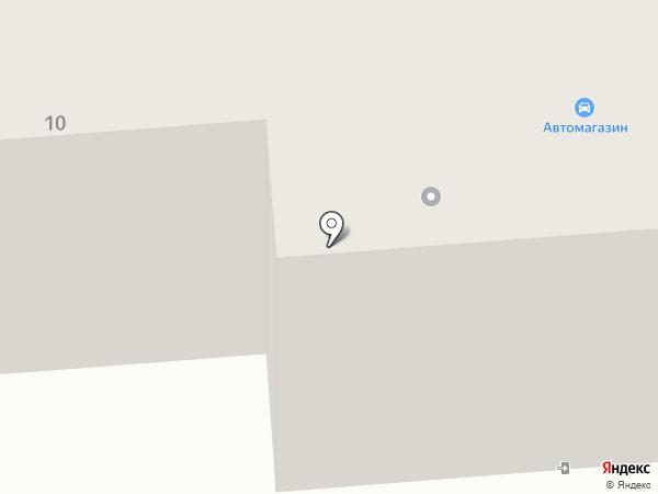 Диадема на карте Городища