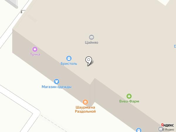 СЛАДОСТИ для РАДОСТИ на карте Волгограда