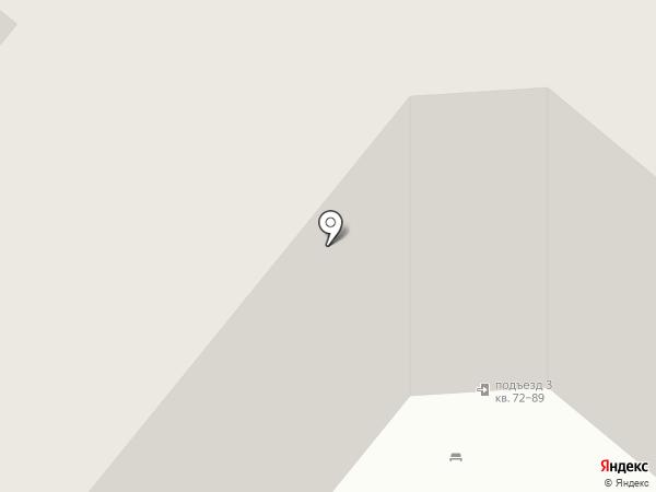 Эльтон-Экспресс на карте Волгограда