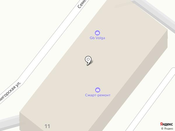РС-ЭнерджиГрупп на карте Волгограда