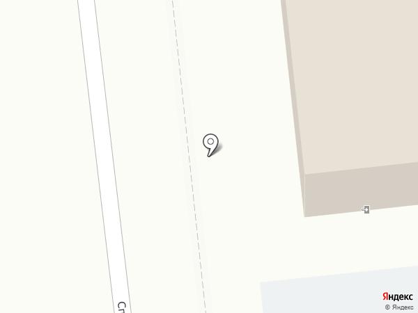 Непоседа на карте Городища