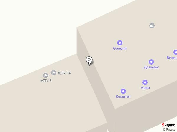 ВМС Авто на карте Волгограда