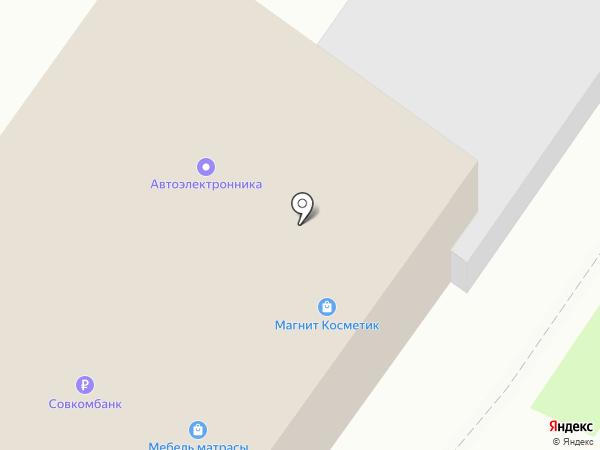Вплюсе-ЮГ на карте Волгограда