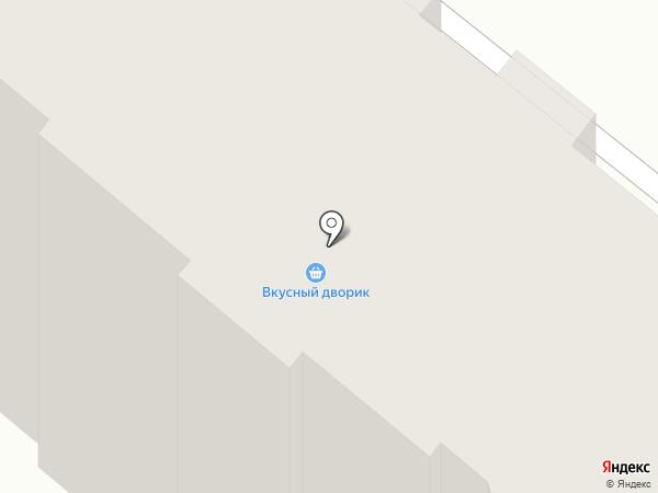 Фасолька на карте Волгограда