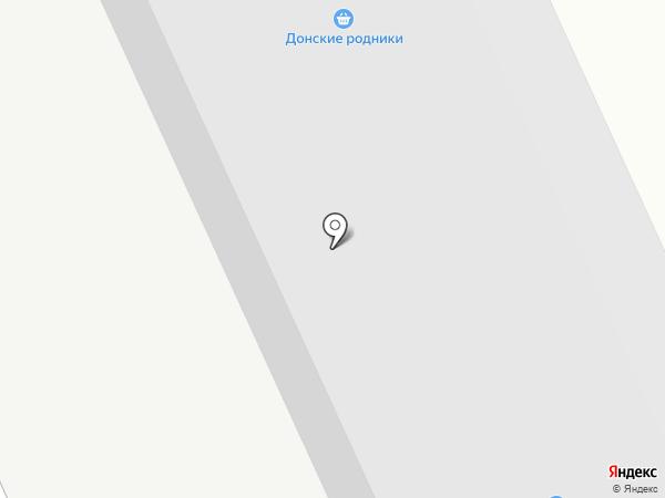 Romanoff на карте Волгограда