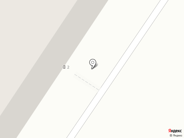 Витязь на карте Волгограда