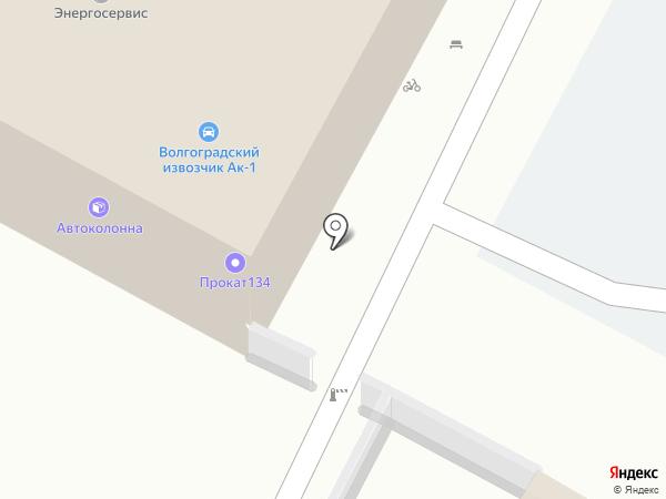 ВолгоСтом на карте Волгограда