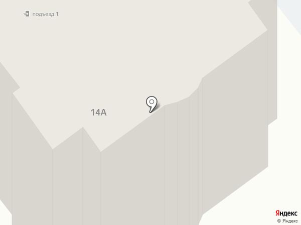 АГИТО на карте Волгограда