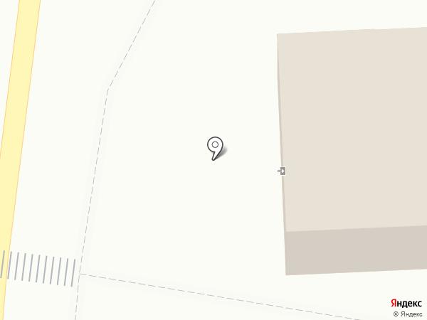 Храм Богородицы Всех скорбящих радости на карте Городища