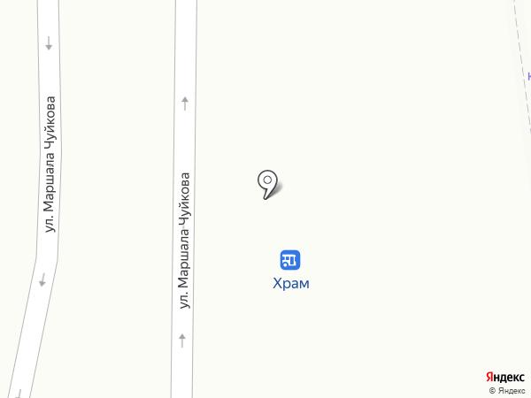 Олимп на карте Городища