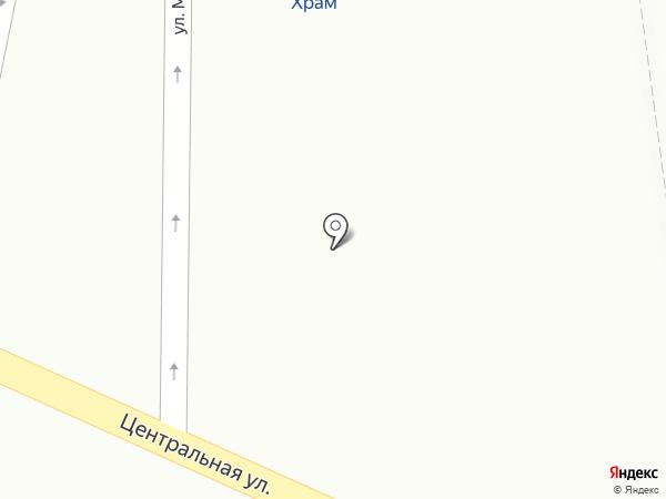 Магазин чая и табачной продукции на карте Городища