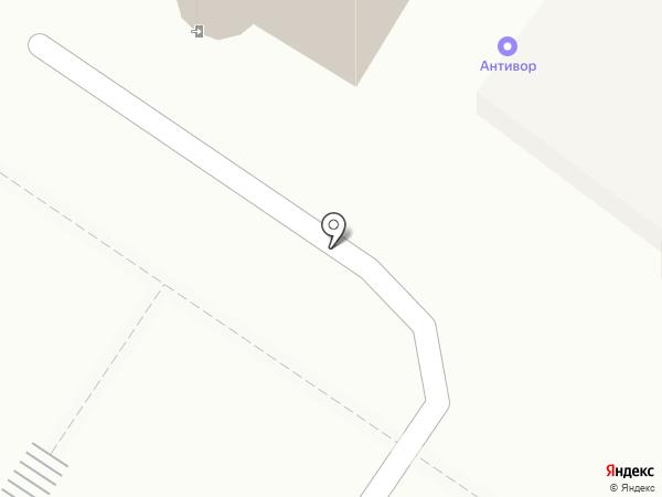 Маугли на карте Волгограда