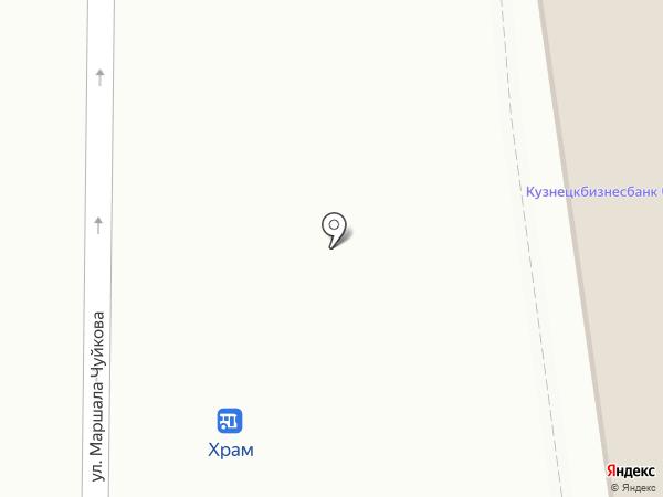 Планета Тур на карте Городища