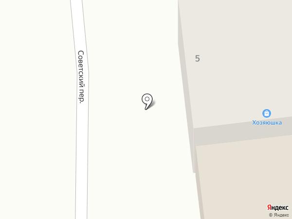 Хозяюшка на карте Городища