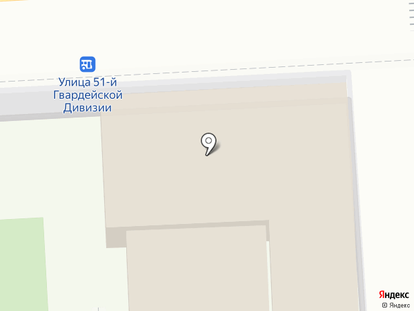 Олимпия на карте Волгограда