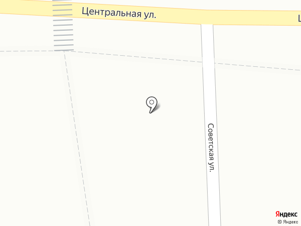 Мясторг №1 на карте Городища