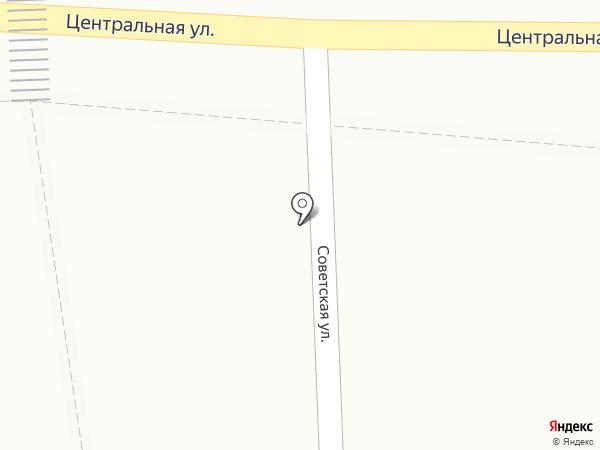 Добрая ферма на карте Городища