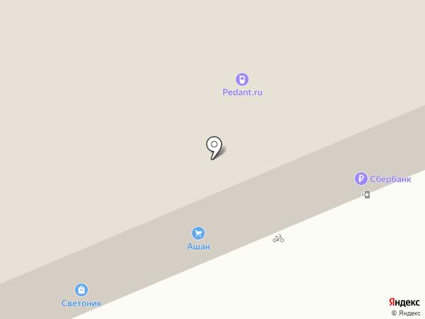 Yota на карте Волгограда