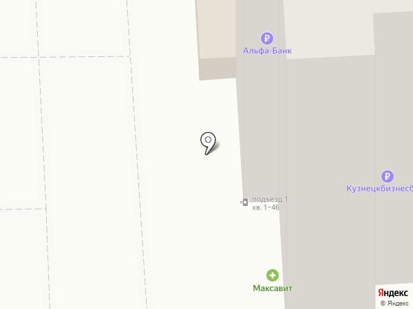 Покупочка на карте Волгограда