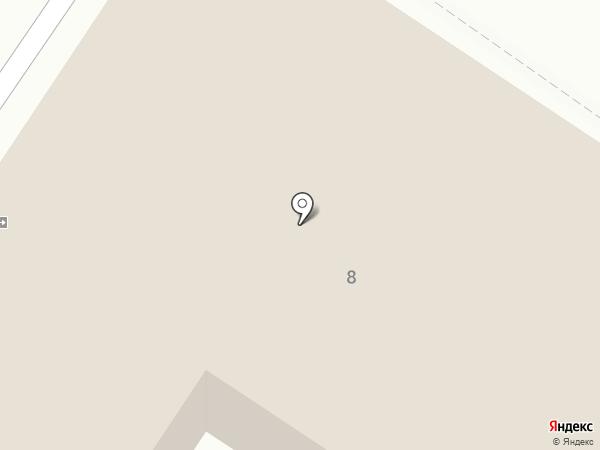 ДЮСШ №18 на карте Волгограда