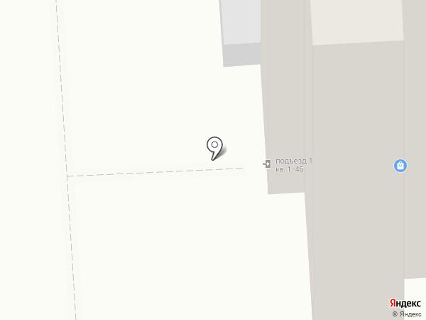 Радеж на карте Волгограда