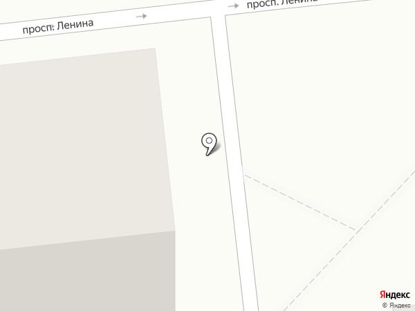 КомпЛайн на карте Городища