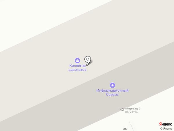 Союз мусульман Волгоградской области на карте Волгограда