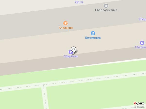 БЕГЕМОТиК на карте Городища