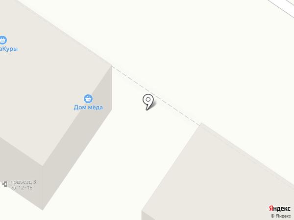 Пчелиная аптека на карте Волгограда