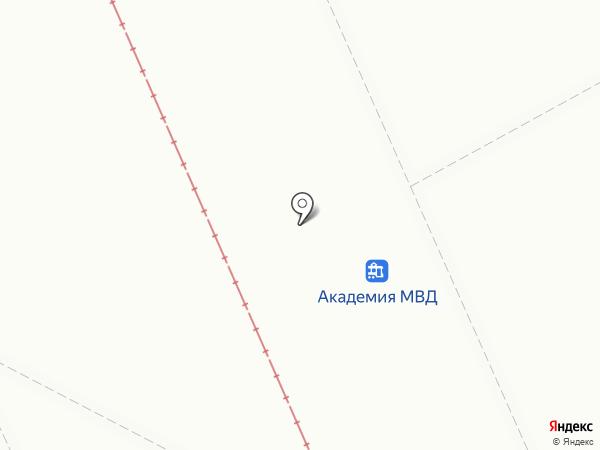 Магазин фастфудной продукции на карте Волгограда