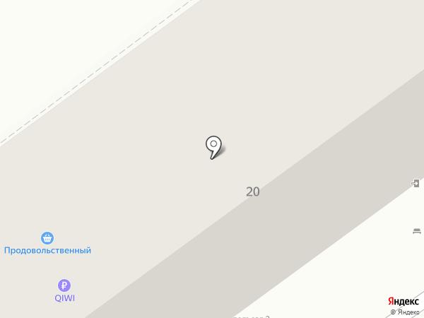 Деликатный грузчик на карте Волгограда