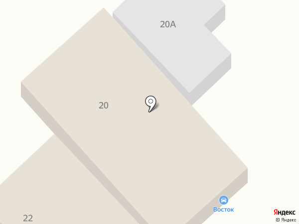 Автозапчасти и автотовары для автомобилей Рено на карте Волгограда