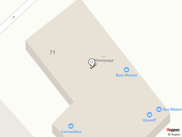 APS-MOTORS на карте Волгограда